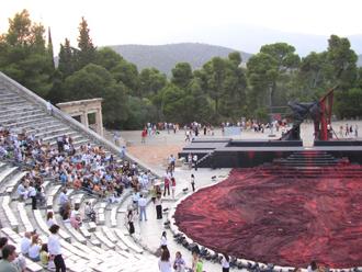 Theater van Epidavros