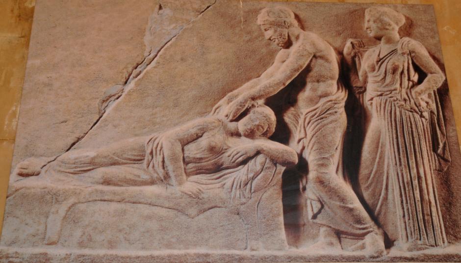 Asklepios, Abaton